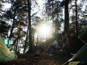 Tips om avontuurlijk te gaan kamperen