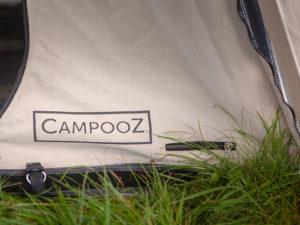 Onverwoestbaar Campooz ripstop katoen